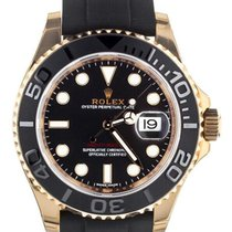 Rolex Yacht-Master 40 Rose gold 40mm Black United States of America, Illinois, BUFFALO GROVE