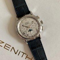 Zenith El Primero Chronomaster Steel 40mm Silver Roman numerals