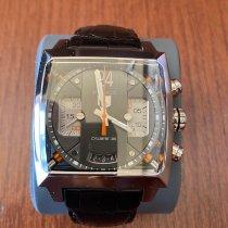 TAG Heuer Monaco Calibre 36 Steel Grey No numerals