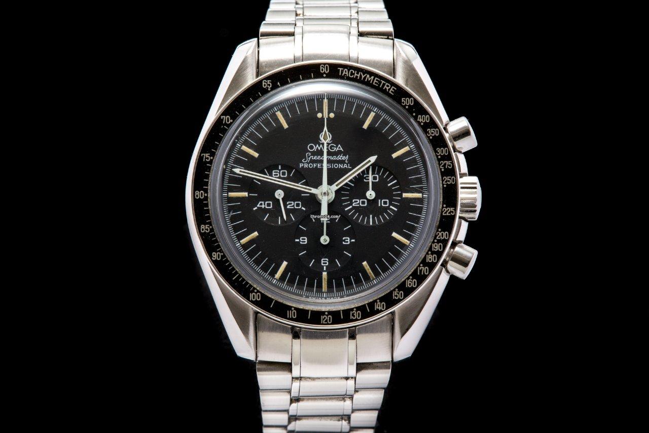 Omega Speedmaster Professional Moonwatch ST 345.0808 1989 gebraucht