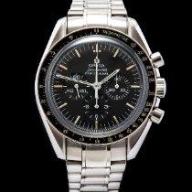 Omega Speedmaster Professional Moonwatch Steel 42mm Black No numerals United Kingdom, Macclesfield