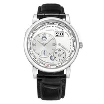 A. Lange & Söhne Lange 1 White gold 41.9mm Silver United States of America, Connecticut, Greenwich
