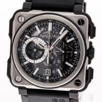 Bell & Ross BR-X1 Titanium 45mm Transparent No numerals