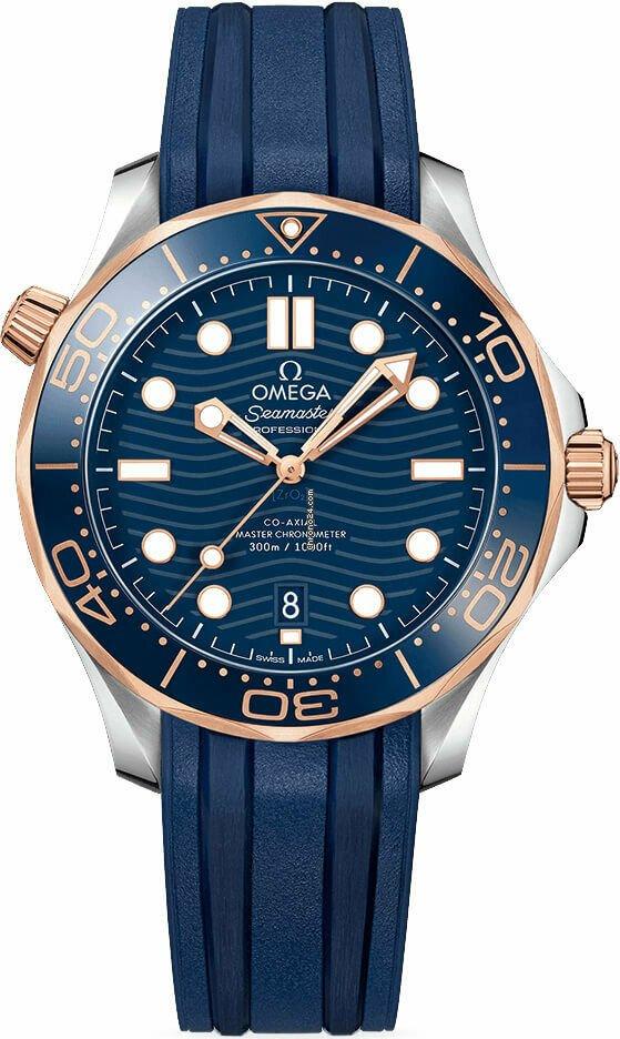Omega Seamaster Diver 300 M 2021 new
