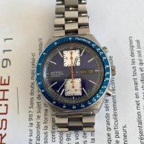 Seiko 5 Sports Acier 43mm Bleu Sans chiffres France, La Wantzenau