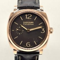 Panerai PAM00513 Or rose 2015 Radiomir 1940 occasion