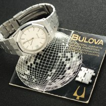Bulova Steel 35mm Automatic 4420101 pre-owned United States of America, New York, New York