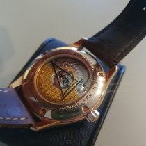 Frederique Constant Runabout Moonphase Steel White Arabic numerals