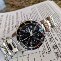 Sinn 103 Steel Black Arabic numerals United States of America, Illinois, Chicago