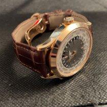 Patek Philippe World Time Oro rosa 38.5mm Grigio Arabi Italia, latina