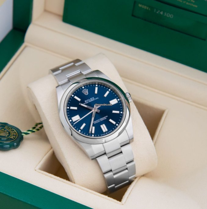 Rolex Oyster Perpetual 124300 2021 new