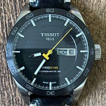Tissot pre-owned Automatic 42mm Black Sapphire crystal 10 ATM