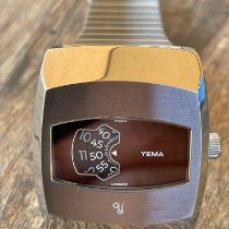 Yema Steel 36mm Automatic pre-owned United States of America, California, Agoura Hills