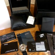 Rado HyperChrome Captain Cook Steel 37.3mm Brown United States of America, New York, Bronx