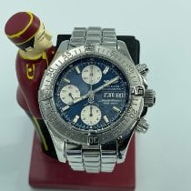 Breitling Steel 42mm Automatic A13340 pre-owned Malaysia