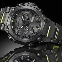 Casio G-Shock MTG-B2000SKZ-1AJR Novo Carbono 55.1mm Quartzo