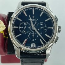 Zenith Steel 42mm Automatic 03.2110.400/22.C493 pre-owned Malaysia