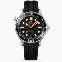 歐米茄 Seamaster Diver 300 M 鋼 42mm 黑色 無數字 香港