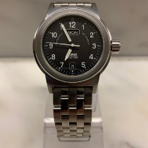 Oris Steel 40mm Automatic 7500 pre-owned Australia, North Melbourne