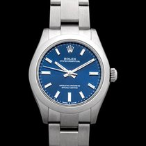 Rolex Oyster Perpetual 31 Steel 31mm Blue United States of America, California, Burlingame
