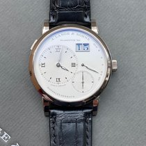 A. Lange & Söhne Lange 1 White gold 38.5mm Silver United States of America, Alabama, Glendale AZ