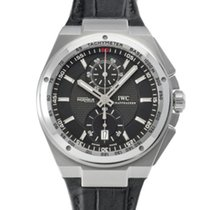 IWC Big Ingenieur Chronograph Acero 45.5mm Negro
