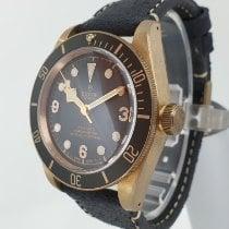 Tudor Black Bay Bronze 79250BA Очень хорошее Бронза 43mm Автоподзавод