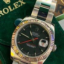 Rolex Datejust Turn-O-Graph 116264 Очень хорошее Сталь 36mm Автоподзавод
