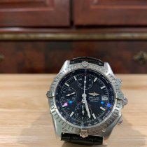Breitling A13350 Steel 2000 Blackbird 40mm pre-owned United States of America, New Jersey, Upper Saddle River