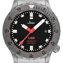 Sinn Steel 41mm Automatic 1050.010 new