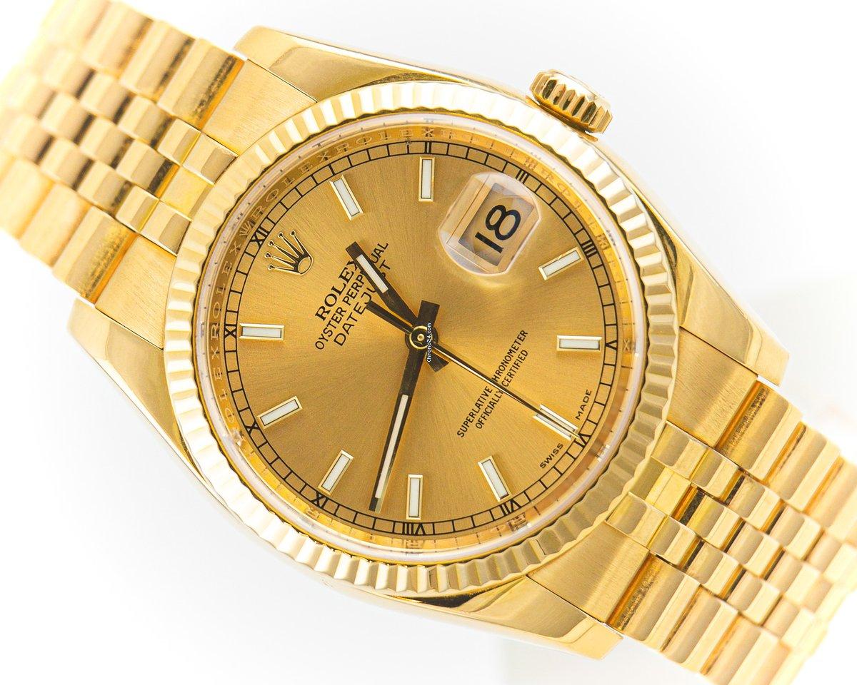 Rolex Datejust 116238 używany