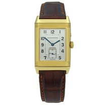Jaeger-LeCoultre Yellow gold Reverso (submodel) 26mm pre-owned United States of America, New York, NYC