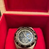 Omega Constellation Double Eagle nuevo 2014 Automático Cronógrafo Reloj con estuche y documentos originales 121.92.41.50.01.001