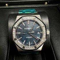 Audemars Piguet Royal Oak Lady new 2021 Automatic Watch with original box and original papers 15451ST.ZZ.1256ST.03