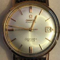 Omega Seamaster DeVille Or jaune 34mm Or Sans chiffres France, ploulec'h