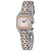 Cartier Panthère Steel 23mm Silver No numerals United States of America, New York, NEW YORK CITY