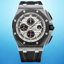 Audemars Piguet 26400SO.OO.A002CA.01 Steel Royal Oak Offshore Chronograph 44mm pre-owned United States of America, New York, New York
