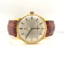 Omega Yellow gold 34mm Automatic 165.002 pre-owned
