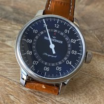 Meistersinger Perigraph AM1008 Good Steel 43mm Automatic