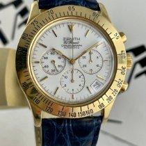 Zenith El Primero Chronograph Oro amarillo 40mm Blanco Arábigos