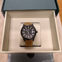 Ball Engineer II pre-owned 43mm Black Leather