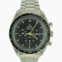 Omega Speedmaster Professional Moonwatch Steel 41mm Black No numerals Australia