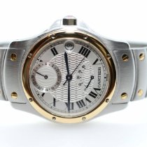 Cartier Santos (submodel) Gold/Steel 33mm Silver United Kingdom, Edinburgh