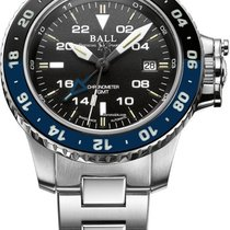 Ball Steel 42mm Automatic DG2018C-S10C-BK new United States of America, New Jersey, River Edge
