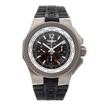 Breitling Bentley GMT Titanium 45mm Black No numerals United States of America, Pennsylvania, Bala Cynwyd