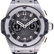 Hublot 715.ZX.1127.RX Steel King Power 48mm pre-owned United States of America, Florida, North Miami Beach