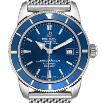 Breitling Superocean Heritage 42 Steel 42mm Blue