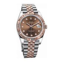 Rolex 126331G Gold/Steel 2021 Datejust II 41mm new
