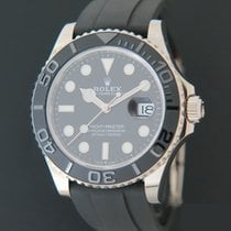 Rolex Automatic Black 42mm new Yacht-Master 42