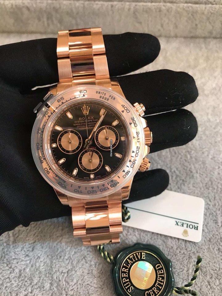 Rolex Daytona 116505 nuevo